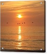 Sunrise #4 Acrylic Print