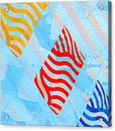 Sunrise A Acrylic Print