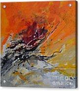 Sunrise - Abstract Acrylic Print