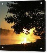 Sunrise At Lake Lanier 006 Acrylic Print