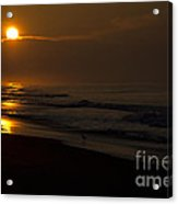 Sunrise Atlantic Beach Nc Acrylic Print