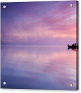 Sunrise Bay Acrylic Print