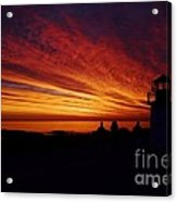 Sunrise Display Acrylic Print