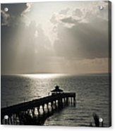 sunrise in Florida Acrylic Print