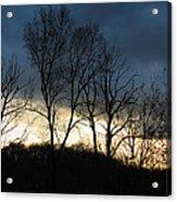 Sunrise In Murrysville Acrylic Print