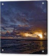 Sunrise In Paradise Acrylic Print