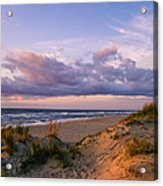 Sunrise In Rodanthe Acrylic Print