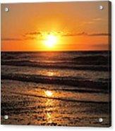 Sunrise In Texas 4 Acrylic Print