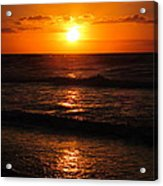 Sunrise In Texas 5 Acrylic Print