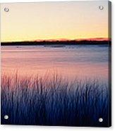 Sunrise Lake Michigan Wi Usa Acrylic Print