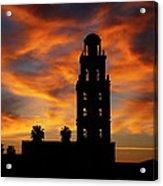 Sunrise Mission Acrylic Print
