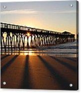 Sunrise Myrtle Beach State Park Acrylic Print