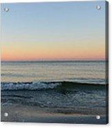 Sunrise On Alys Beach Acrylic Print