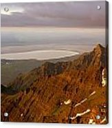 Da5901-sunrise On Steens Mountain Acrylic Print