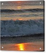 Sunrise On The Atlantic 2 Acrylic Print