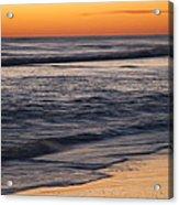 Sunrise Outer Banks Img 3664 Acrylic Print