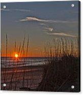 Sunrise Outer Banks Norht Carolina Img_3721 Acrylic Print