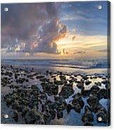 Sunrise Panorama Acrylic Print