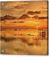 Sunrise, Phu Quoc, Vietnam Acrylic Print