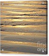 Sunrise Ripple Acrylic Print