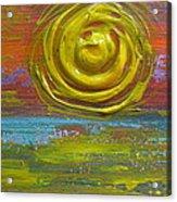 Sunrise Sunset 1 Acrylic Print