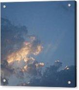Suns Rays 1 Acrylic Print