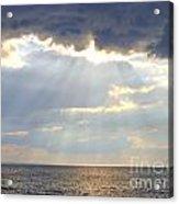 Suns Rays Acrylic Print