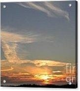 Sunset - #1 Acrylic Print