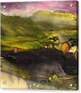 Sunset 50 Acrylic Print