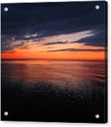 Sunset Afterglow Acrylic Print