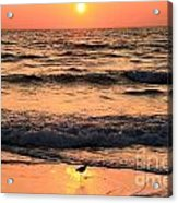 Sunset At St. Joseph Acrylic Print