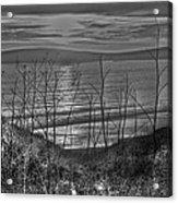 Sunset At The Bay 4 Acrylic Print