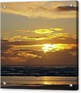 Sunset At Westport  Acrylic Print
