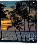 Sunset Breeze Acrylic Print