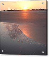 Sunset By Jan Marvin Acrylic Print