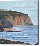 Sunset Cliffs Ca Acrylic Print