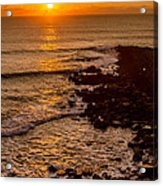 Sunset Far Away Acrylic Print