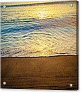 Sunset Hanalei Acrylic Print