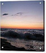 Sunset II Acrylic Print
