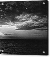 Sunset Lake Ontario Acrylic Print