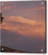 Sunset Landscape V Acrylic Print