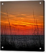 Sunset Number One Acrylic Print