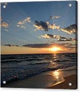 Sunset On Alys Beach Acrylic Print