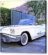 Sunset Thunderbird 2 Palm Springs Acrylic Print