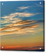 Sunsets Ca3459-13 Acrylic Print