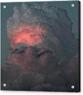 Sunset's Reflection Acrylic Print