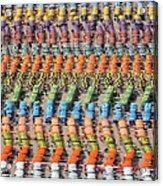Sunshade Acrylic Print