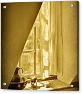 Sunshine Through The Window Acrylic Print