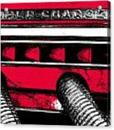 Super-charged Duesenberg Acrylic Print