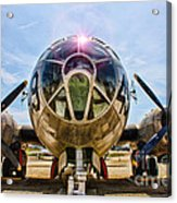 Super Fortress Acrylic Print